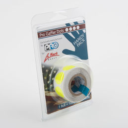 ProTapes Fluorescent Teippi-Pisteet 19mm
